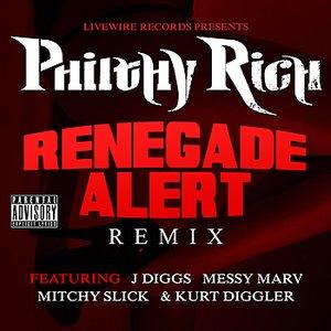 Image for 'Renegade Alert Remix (feat. J-Diggs, Messy Marv, Mitchy Slick & Kurt Diggler)'