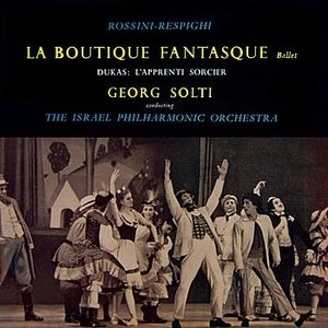 Image for 'La Boutique Fantasque'