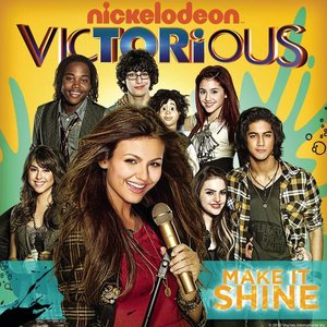 Image for 'Make It Shine (Victorious Theme) [feat. Victoria Justice] - Single'