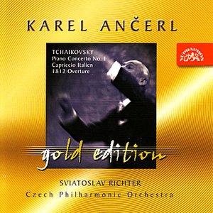 Image for 'Ančerl Gold Edition 20  Tchaikovsky: Piano Concerto No.1 in B flat minor, Capriccio Italien, 1812 Overture'