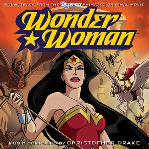 Imagem de 'Wonder Woman: Soundtrack to the Animated Movie'