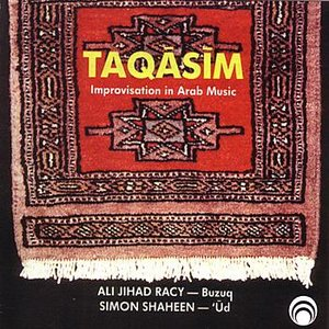 Image for 'Taqasim:  The Art of Improvisation in Arabic Music'