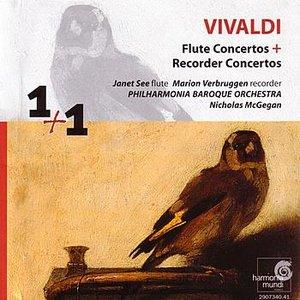 Image for 'Vivaldi: Flute Concertos & Recorder Concertos'
