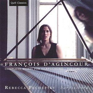 Image for 'François d'Agincour: Complete Works for Harpsichord, Volume 1'