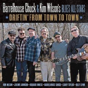 Image for 'Barrelhouse Chuck & Kim Wilson's Blues All-Stars'