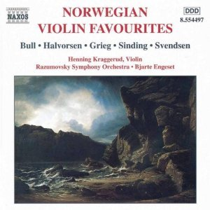 Image for 'Norwegian Violin Favourites'