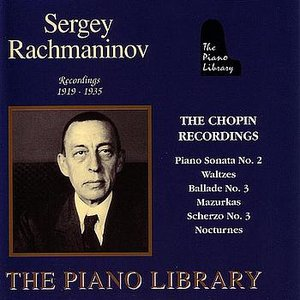 Imagem de 'The Chopin Recordings'