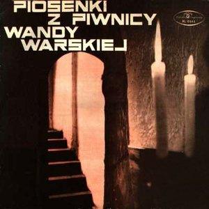 Zdjęcia dla 'piosenki z piwnicy Wandy Warskiej'