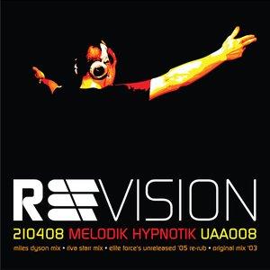 Bild für 'Melodik Hypnotik (Remixes) [UAA008]'