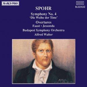 Image for 'SPOHR: Symphony No. 4'
