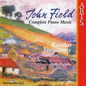 Image for 'Field: Complete Piano Music Vol. 3'
