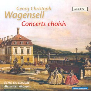 Image for 'Wagenseil, G.C.: Concerto for Oboe and Bassoon in E Flat Major / Harp Concerto in F Major / Flute Concerto in D Major'