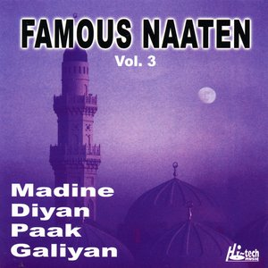 Image for 'Famous Naaten - Vol.3 - Islamic naats'