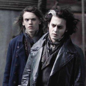 Image for 'Jamie Campbell Bower, Johnny Depp'