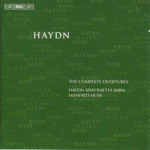 Image for 'Haydn, J.: Overtures (Complete)'