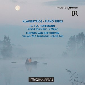 Image for 'Hoffmann: Grand Trio E-dur - Beethoven: Trio op. 70, 1 Geistertrio'