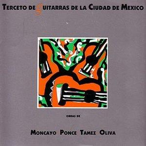 Image for 'Obras de Moncayo, Ponce, Tamez y Oliva'