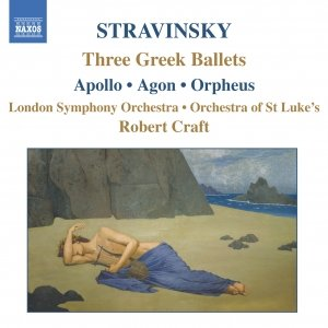 Image for 'STRAVINSKY: Apollo / Agon / Orpheus'