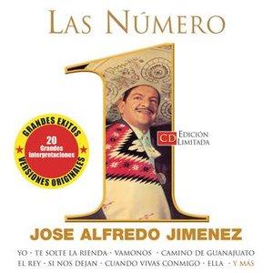 Image for 'Las Numero 1 De Jose Alfredo Jimenez'