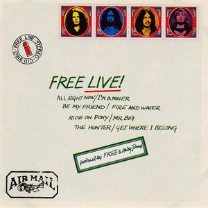 Image for 'Free Live!'