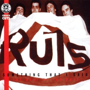 Image pour 'Something That I Said - The Best Of The Ruts'
