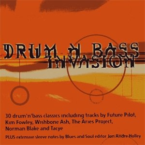 Image for 'Drums & Bass Invasion Disc 2'