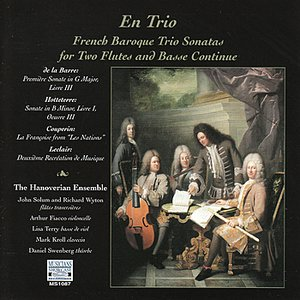 Image for 'En Trio: French Baroque Trio Sonatas'