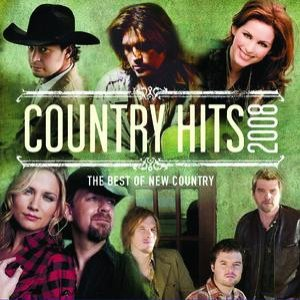 Image pour 'Country Hits 2008'