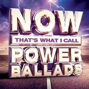 Image pour 'NOW That's What I Call Power Ballads'