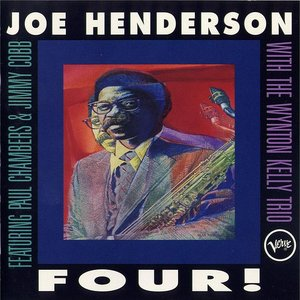Image for 'Joe Henderson With The Wynton Kelly Trio'