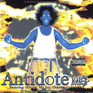Image for 'Antidote'