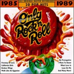 Image for 'Only Rock 'n' Roll 1985-1989'