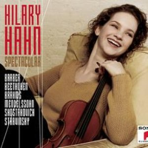 Image for 'Hilary Hahn - Spectacular'