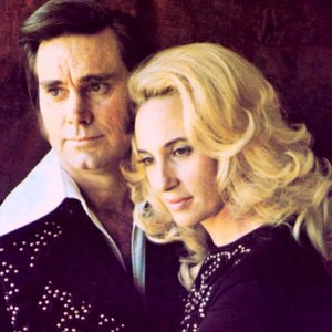 Image pour 'George Jones & Tammy Wynette'
