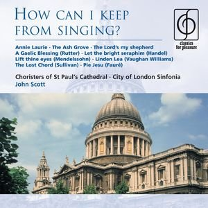 Image for 'How can I keep from singing?'