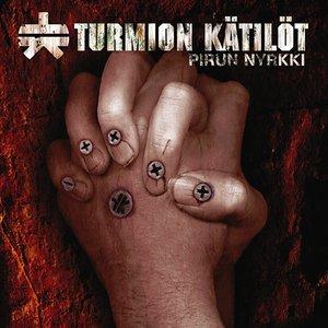 """""""Pirun Nyrkki""""的封面"""