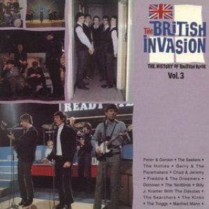 Image for 'The British Invasion: The History of British Rock, Volume 3'