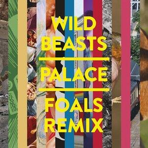 Immagine per 'Palace (Foals remix)'