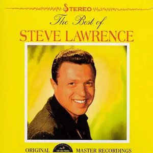 Image for 'The Best of Steve Lawrence'