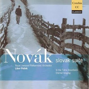 Image for 'In the Tatra Mountains, Eternal Longing, Slovak Suite (Royal Liverpool Philharmonic Orchestra, Libor Pešek)'