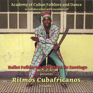Bild für 'Ritmos Cubafricanos Volume 1'