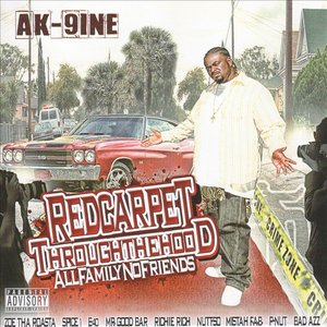 """Image for 'Red Carpet Through The Hood """"All Family No Friends""""'"""