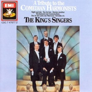 Image for 'A Tribute to the Comedian Harmonists'