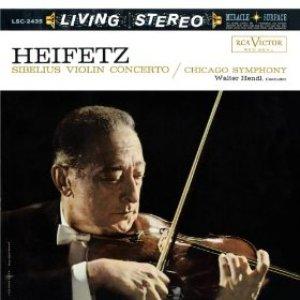 Immagine per 'Sibelius: Violin Concerto in D minor, Op. 47'