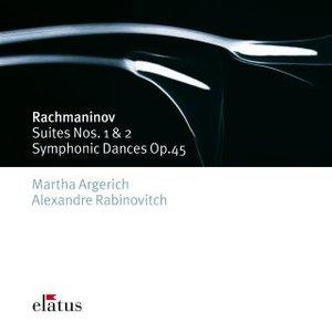 Image for 'Rachmaninov : Suites 1, 2 & Symphonic Dances'