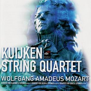 Image pour 'Mozart: Quintet For Clarinet & Strings - Quintet For Horn & Strings - Quartet For Oboe & Strings'