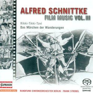 Bild für 'Schnittke, A.: Film Music, Vol. 3'