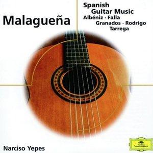 Image for 'Malagueña: Spanish Guitar Music'