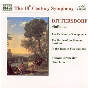 Image for 'DITTERSDORF: Sinfonias'
