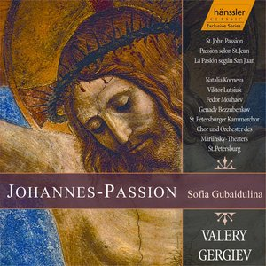 Image for 'Gubaidulina: St. John Passion'